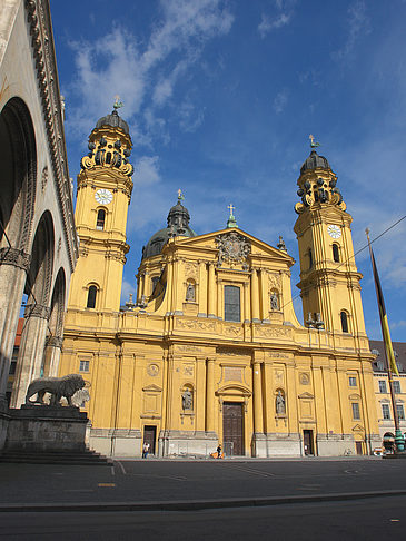 Theatinerkirche Foto