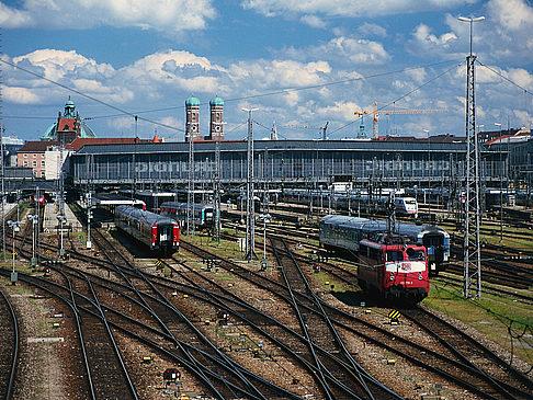 München Hauptbahnhof Tipps Und Infos