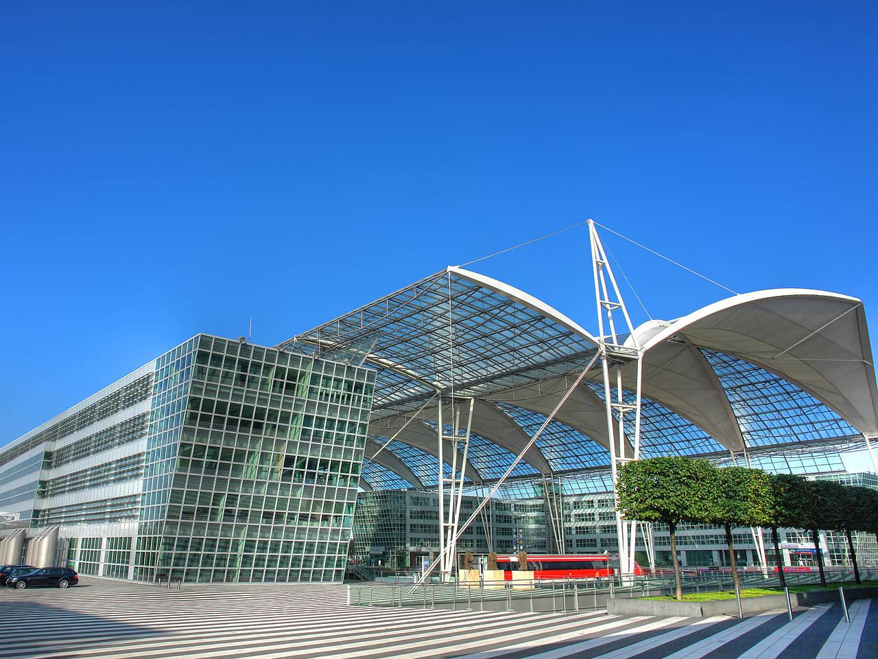 Flughafen München Fotos Zusammenstellung Der München Bilder