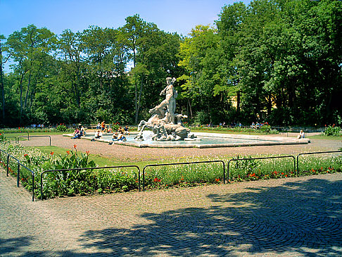 Alter Botanischer Garten München Reiseführer