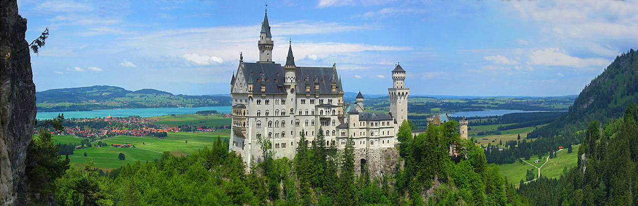 Schloss Neuschwanstein Attraktion
