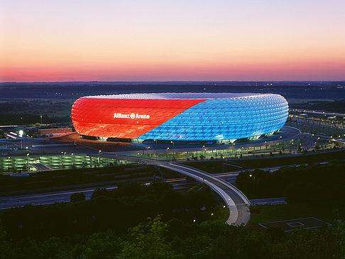 Allianz Arena Bayern München 1860